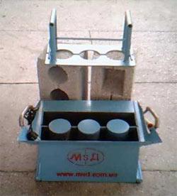 Оборудование производства шлакоблоков