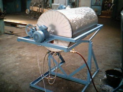 Печь для обжарки семечек и сушки производительностью 70кг/час на газу