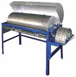 Печь для обжарки семечек и сушки производительностью 70 кг в час на газу