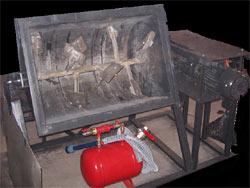 тхрике: обарудование для производства пено-бетона.