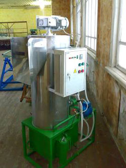 Минивспениватель МВП-2 по производству полистирольного пенопласта