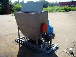 Дробилка отходов пенополистирола
