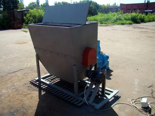 Дробилка измельчитель для отходов пенопласта питатель шлюзовой ш5 в Бердск