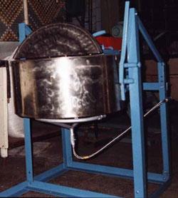 Установка для производства попкорна