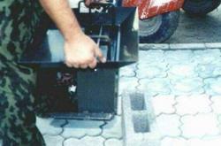 Станок для изготовления шлакоблоков стройительных блоков тротуарной плитки