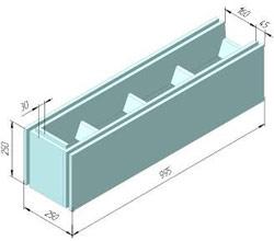 термоблок несущий стеновой универсальный