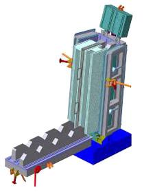 термоформы для термоблоков с декоративной стенкой