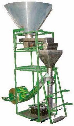 Упаковочный полуавтомат установка запайки пакетов, оборудование для малого бизнеса