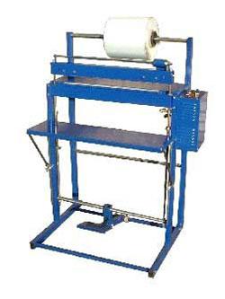 Станок для изготовления и запайки пакетов (еврошов)