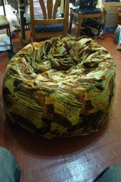 Тканевые кресла-мешки