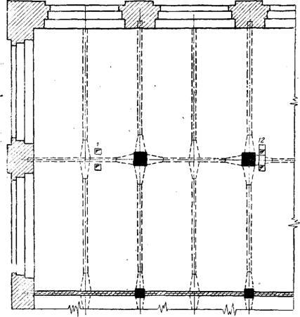 Схема технологического процесса производства кукурузных хлопьев на 1 линию.