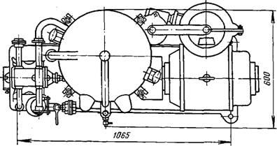 Попадание турбинного масла на контактные кольца генератора