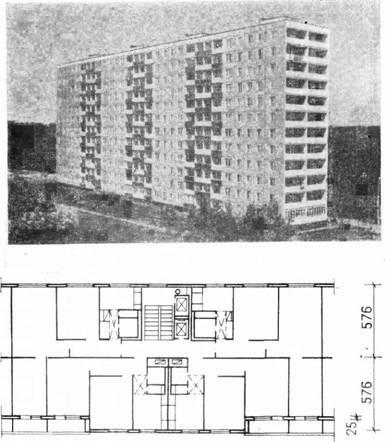Консгрукгивно-пллнировочные решеииЯ зданий.
