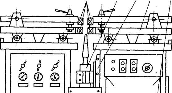 Установка У СМ-45 для сварки
