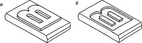 Штампы для тиснения и материалы для их изготовления