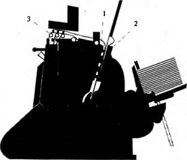 Оборудование и оснастка дли тиснения