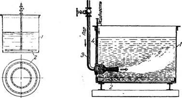 Нагрев воды паром через теплообменник Кожухотрубные (кожухотрубчатые) испарители типа ИНТ и ИКТ Балашиха