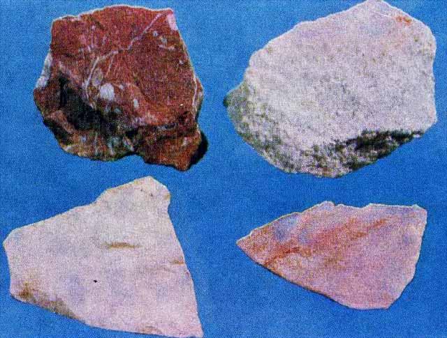 Мрамор и кристаллический известняк