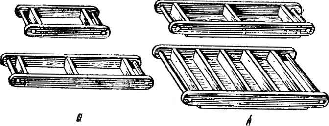 Формы для ручной формовки сырца