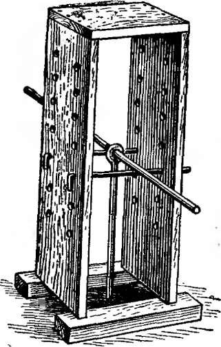 Станок для поднятия конуса
