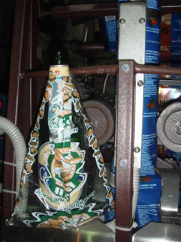 пакеты под пиво