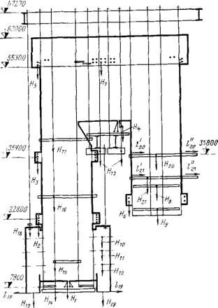 элементов котла ТГМП-204