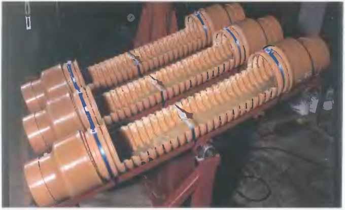 Износостойкость пластиковых труб
