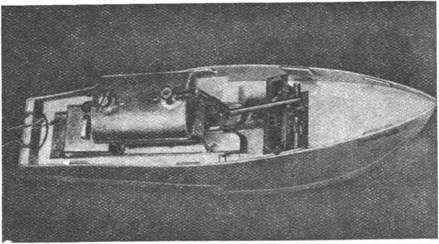 Фото паротурбинного глиссера