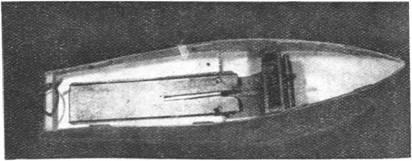 Фото модели с установленным винтом