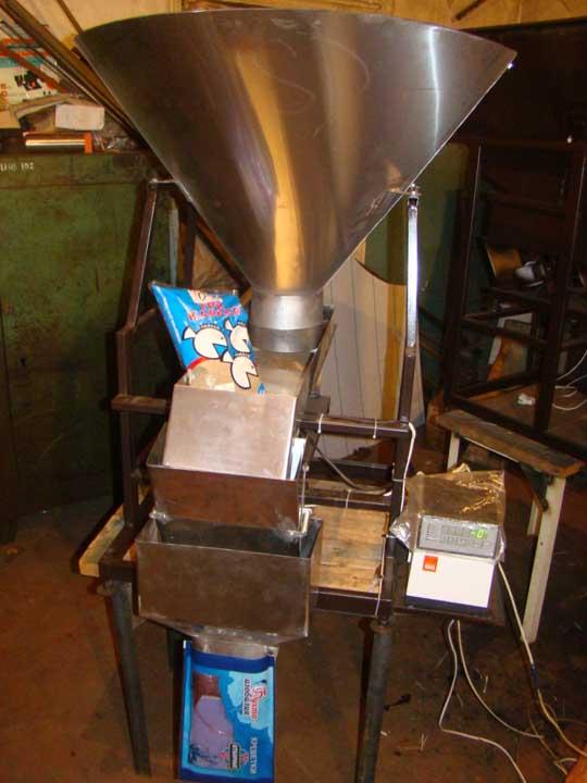 оборудование для упаковки кормов