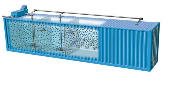 Comprehensive compact wastewater treatment solutions