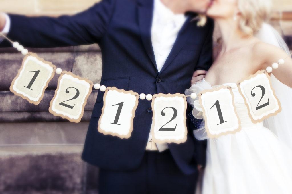 Не можем выбрать дату свадьбы