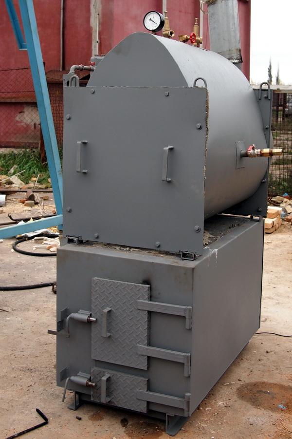 Паровой котел 100 - 200 кВт
