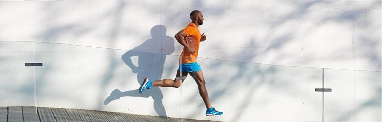 чоловічі кросівки для бігу