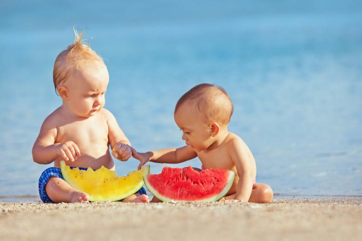 детское питание на море