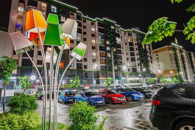 жилой комплекс в Киеве