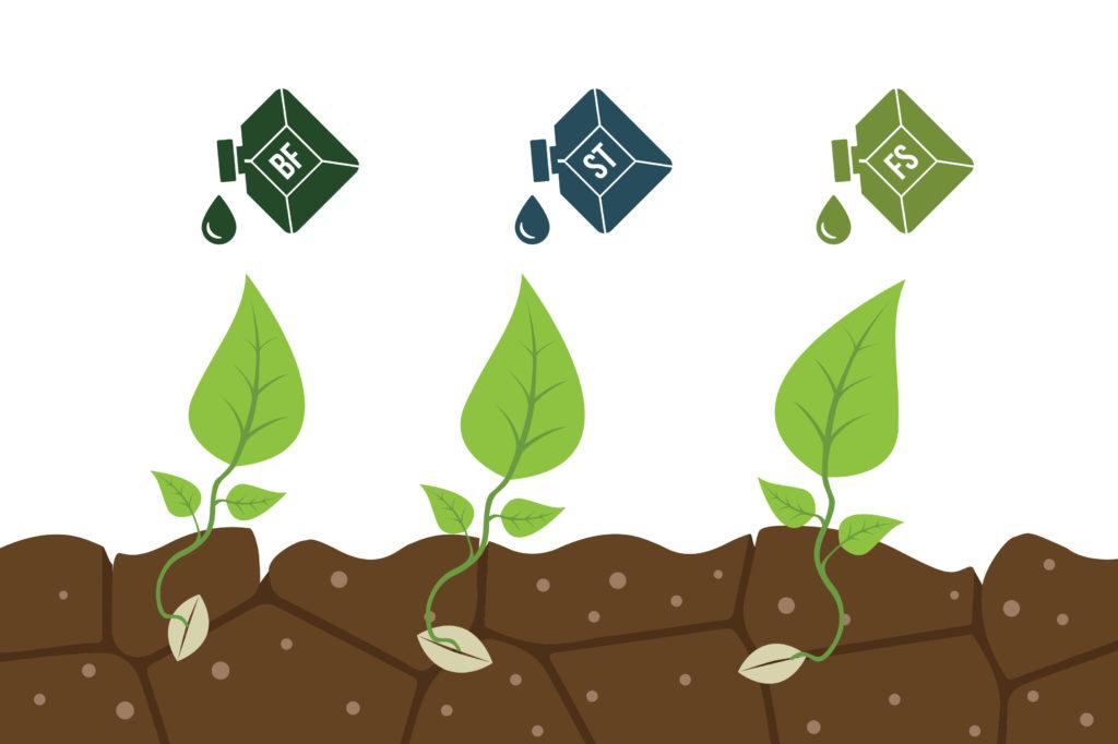 Стимуляторы роста растений - StollerUkraine
