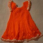 Платья на девочку ручной работы