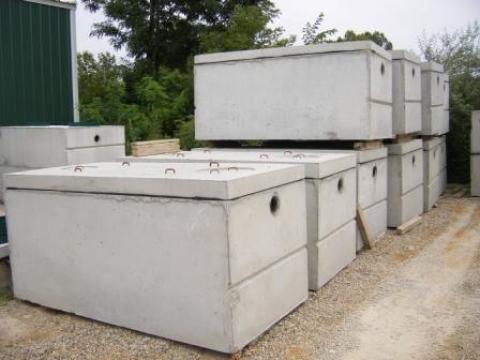 бетонные септики