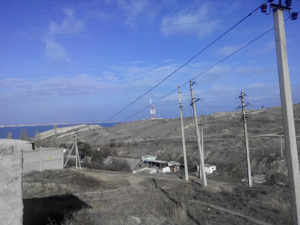 участок в Феодосии под гаражи в Крыму