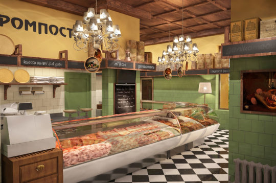 Большой выбор свиного фарша в Укрпромпостач