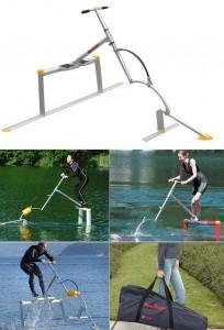 Акваскипер - водный самокат - водолет