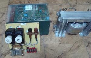 электропривод постоянного тока 25-50 Ампер
