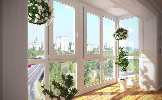 Металлопластиковые окна из профиля WDS