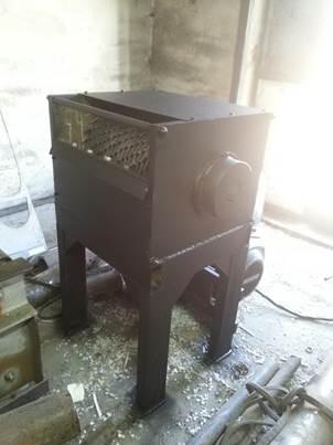 дробилка фрезерная для бентонита