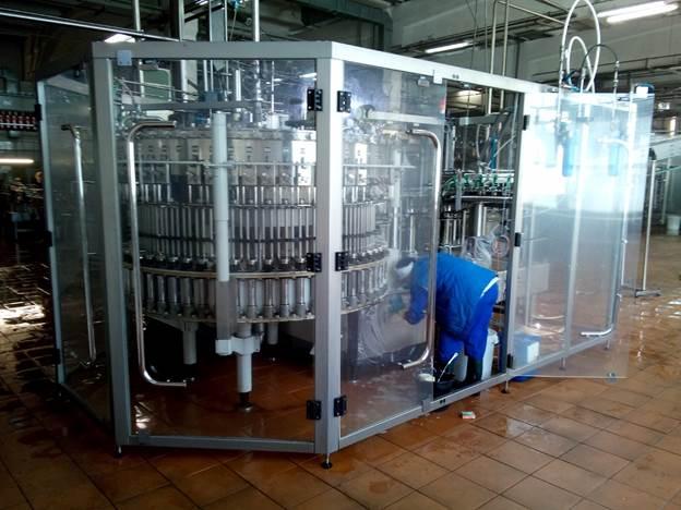 оборудование по производству напитков