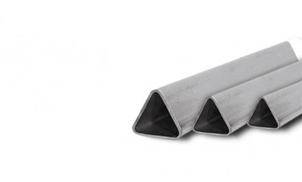 треугольные стальные трубы
