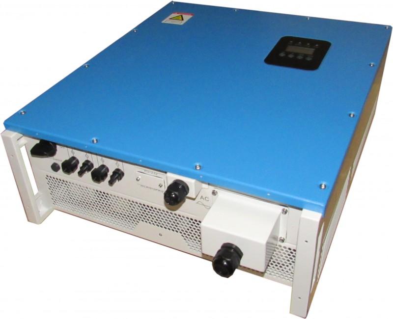 Сетевой инвертор для солнечной электростанции 30 кВт