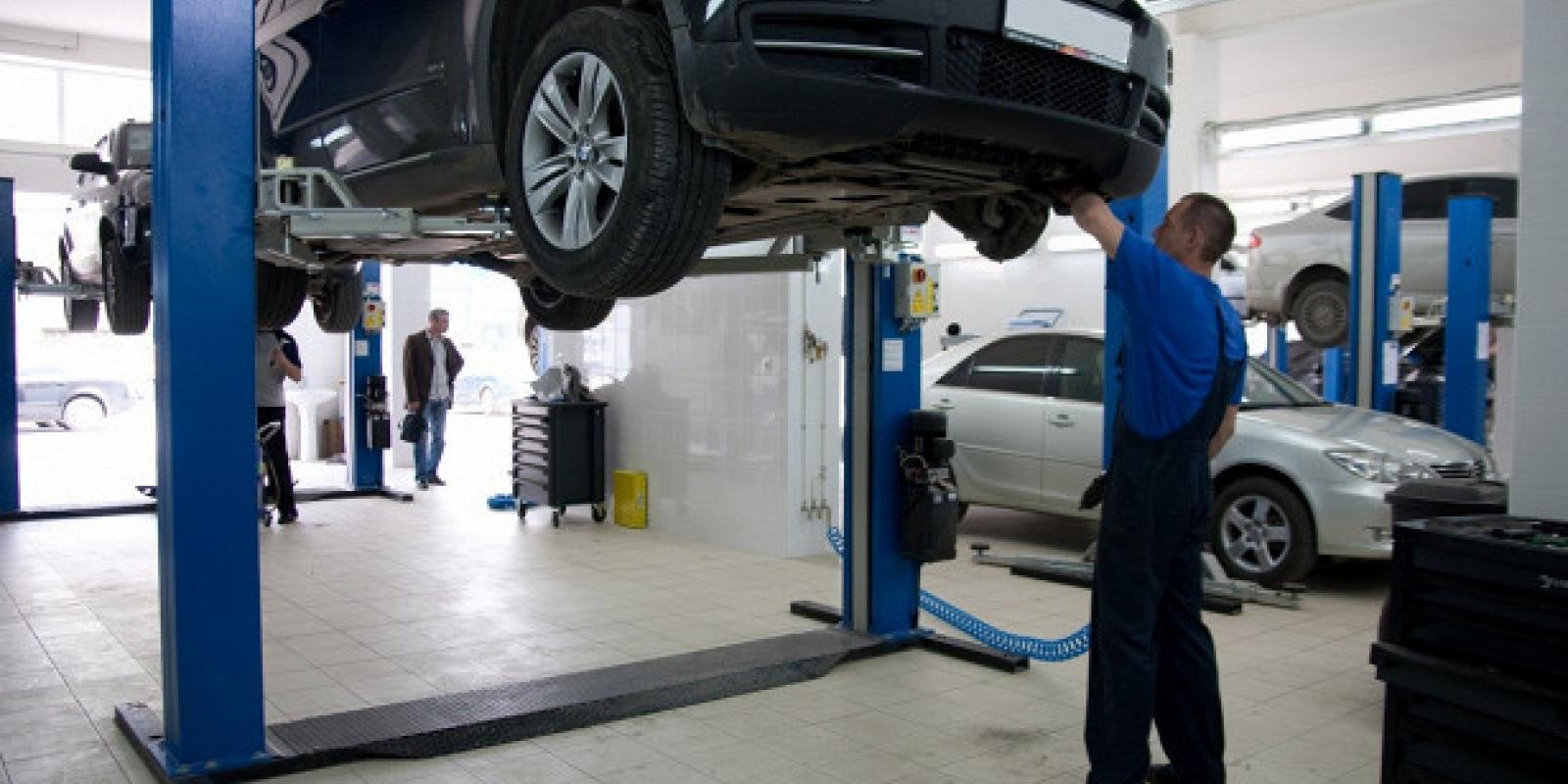 ремонт авто СТО отзывы