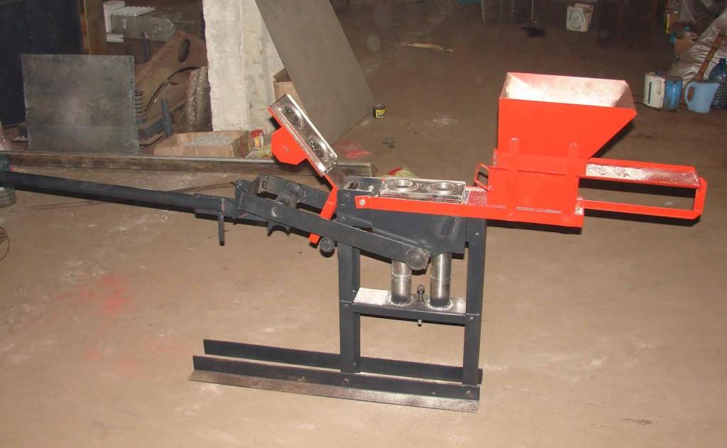 Оборудование для изготовления легокирпича
